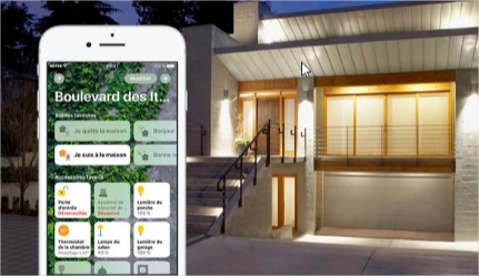 apple homekit vers la d mocratisation de la maison connect e. Black Bedroom Furniture Sets. Home Design Ideas