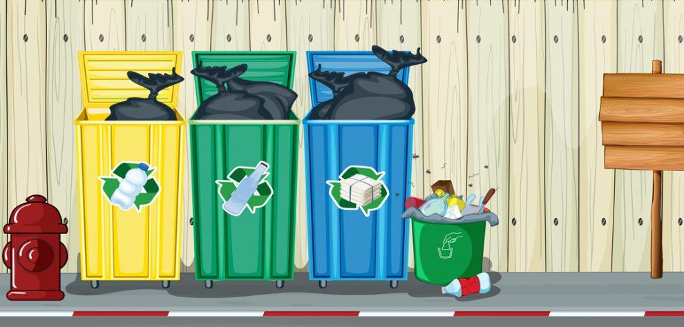 Prix usine 2019 où acheter fournir un grand choix de La gestion des ordures avec la domotique -