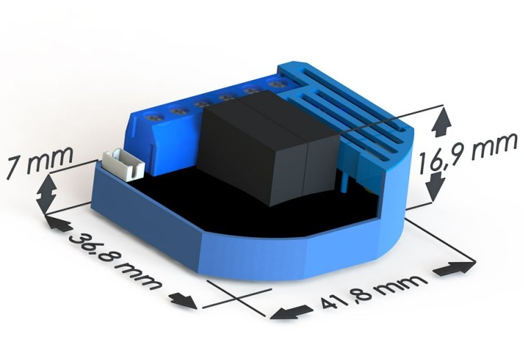 qubino micromodule pour volet roulant et consometre z wave zmnhca2 domo. Black Bedroom Furniture Sets. Home Design Ideas