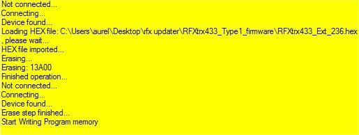 rfxcom-rfx-domotique-firmware-update
