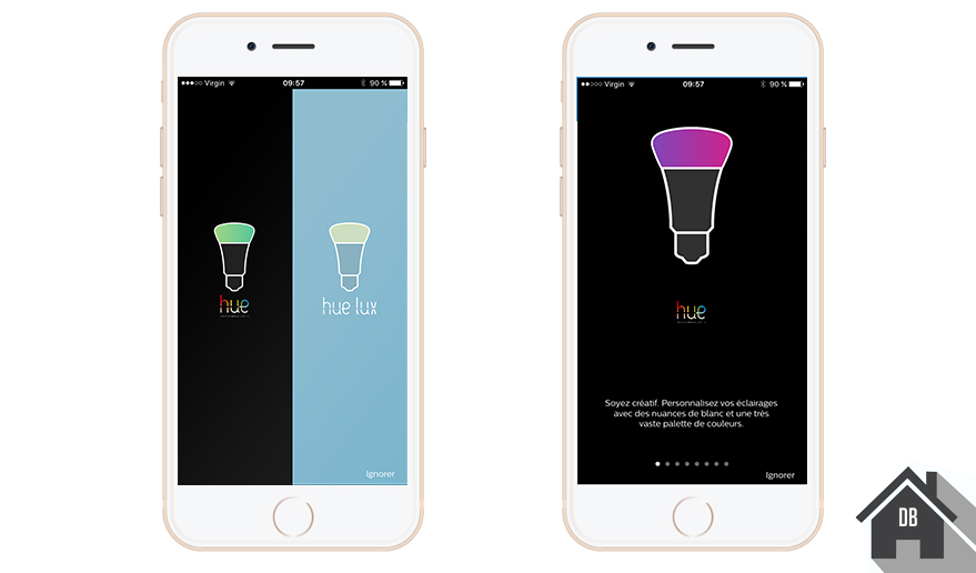 test-philips-hue-pont-ampoules-connectés-iphone-ios