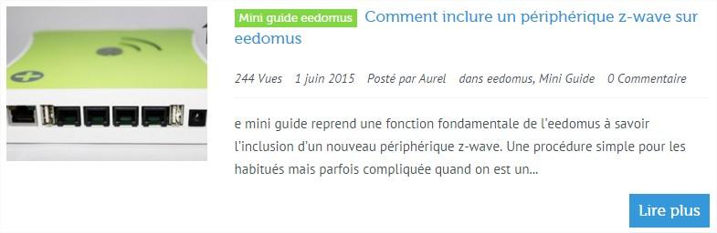 mini guide inclusion