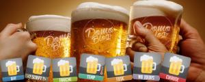 Domotisier la pompe à bière : Les icônes eedomus
