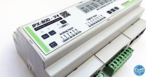 Découverte de l'IPX-800 V4, la box domotique de GCE