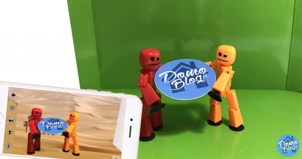 stikbot-1024x539 Notre Veille : découvrez #stikbot un petit studio cinéma connecté pour les geeks en herbe