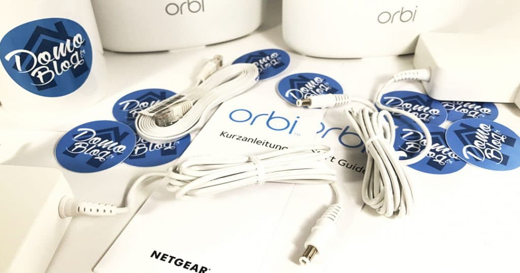 orbi-content-boite-accessoires-domotique-smarthome-domolab-1024x539 Notre Veille : Test de Orbi, du wifi partout dans la maison et à pleine puissance