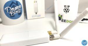 Test du RFPlayer de Ziblue avec Jeedom. Ouvrez votre domotique à encore plus de protocoles