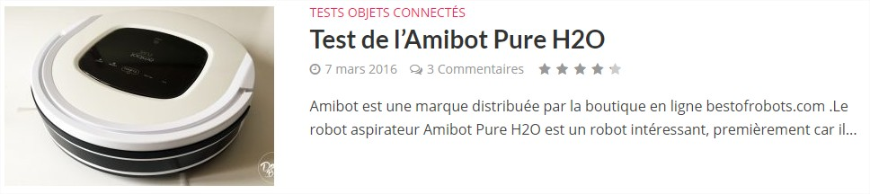 amibot-pure-H2O-test
