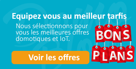 bons plans domotique