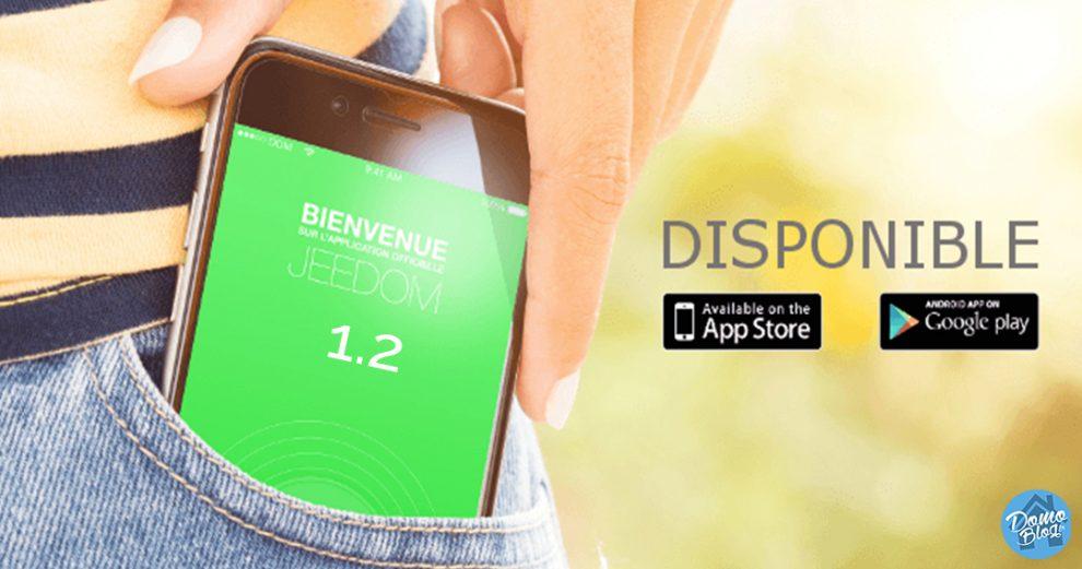 jeedom-mobile-maj-application