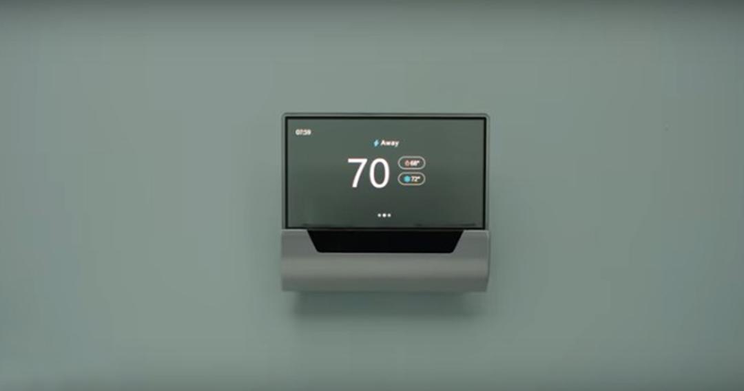 Microsoft entend concurrencer nest avec glas son - Thermostat connecte nest ...