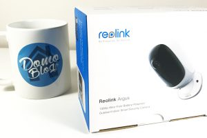 reolink-camera-wifi'sans-fil