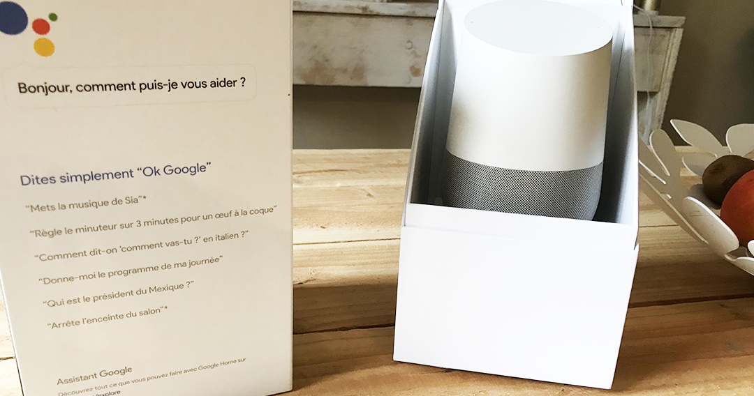 google-home-unpacking-domotique