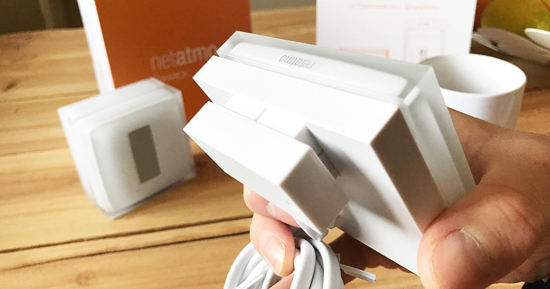 test-thermostat-netatmo-relais-connexion