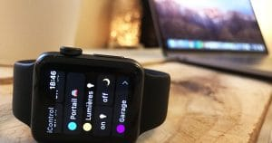 Comment piloter la domotique Eedomus et Jeedom avec l'Apple Watch