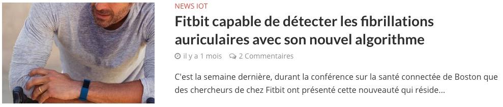 fitbit-coeur-fibrilation-iot-sport