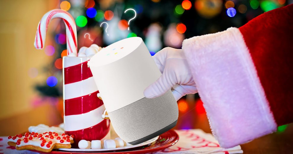 google-home-noel-objet-connecte-iot-securite-smarthome