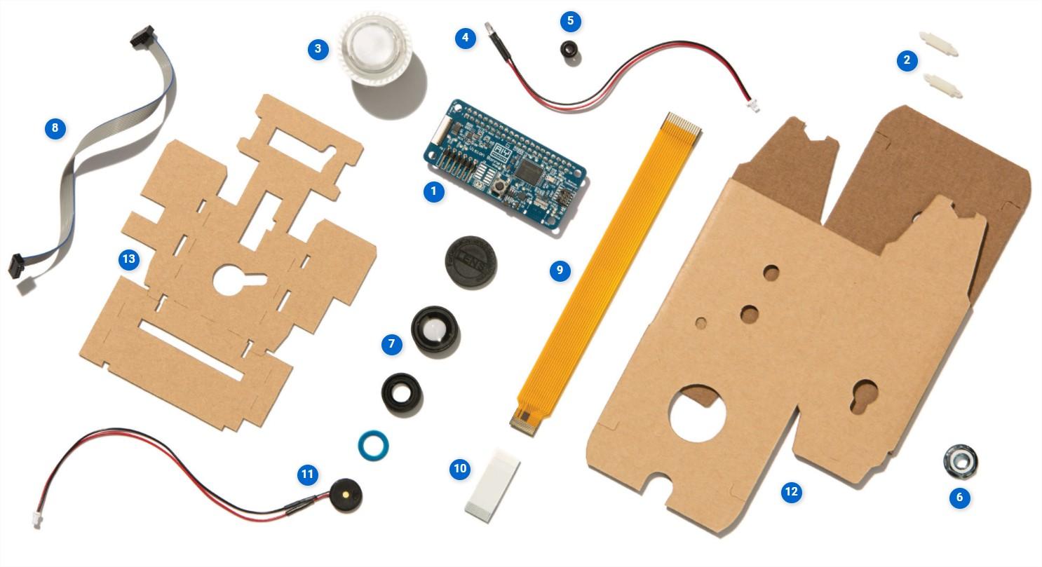 google-vision-kit-raspberry-carton-aiy-project