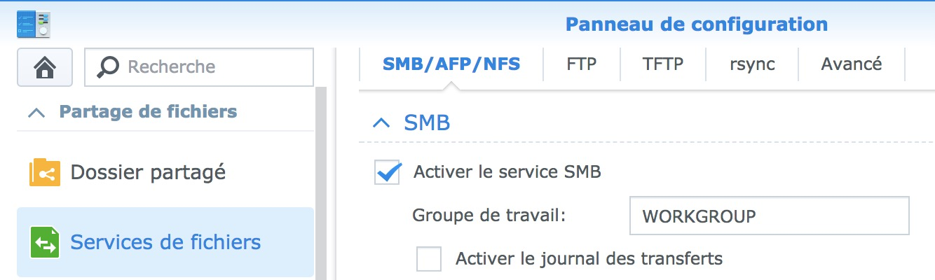 service-fichiers-synology-activation-samba-smb