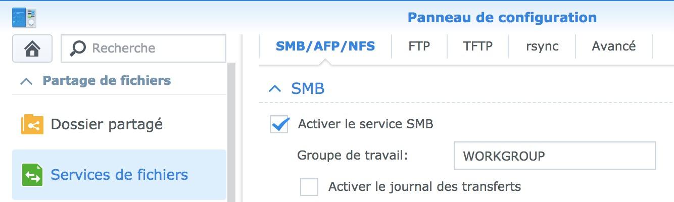 service-fichiers-synology-activation-samba-smb