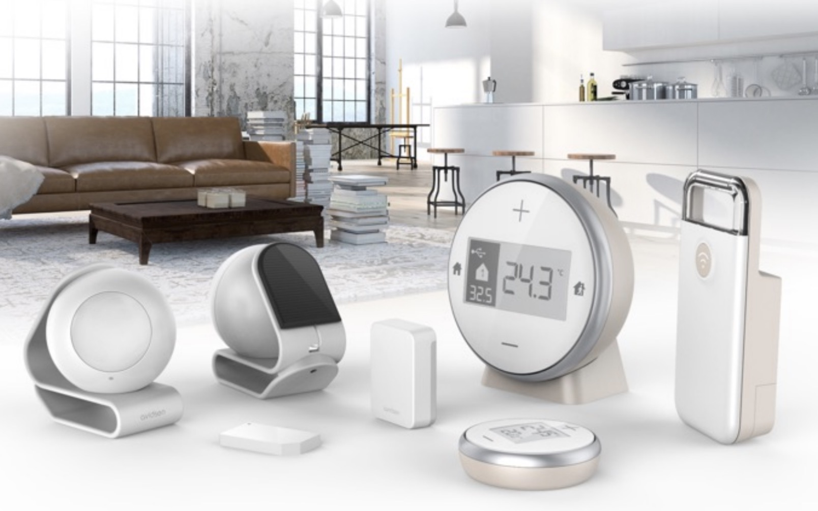 avec mod avidsen invente la premi re gamme d objets connect s multi protocoles. Black Bedroom Furniture Sets. Home Design Ideas
