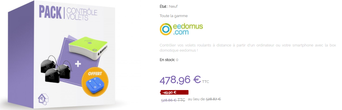 pack-eedomus-domadoo
