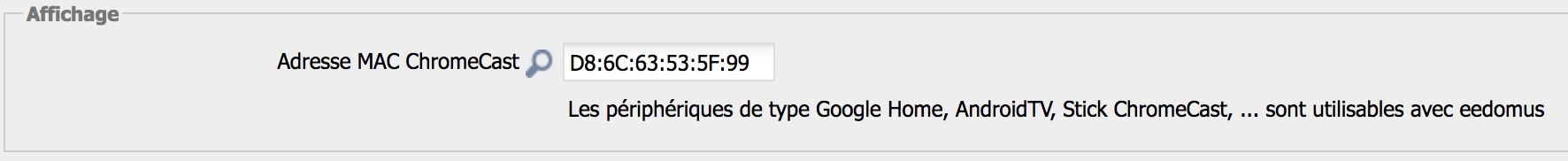 mac-adresse-google-chromecast-domotique-eedomus