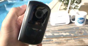 Test de la caméra IP HD Foscam E1 totalement sans fil