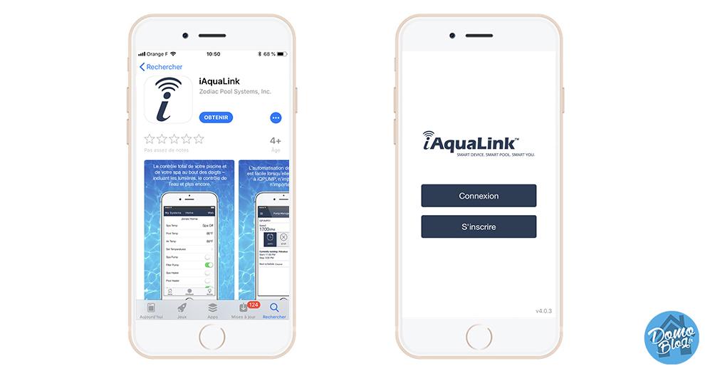 test-robot-piscine-zodiac-rv5480iq-iaqualink-domotique-smarthome-application-ios