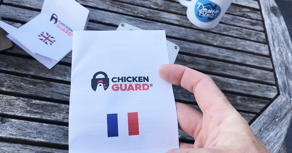 chicken-guard-doc-manuel-francais