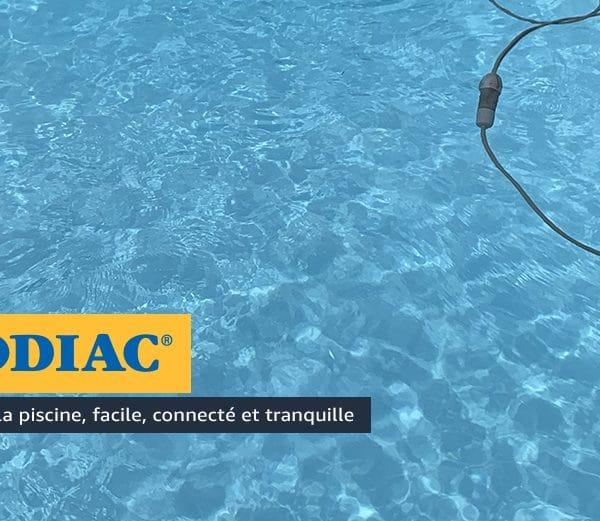 Test du robot de piscine connecté Zodiac RV5480 iQ, nettoyez sa piscine n'a jamais été aussi simple