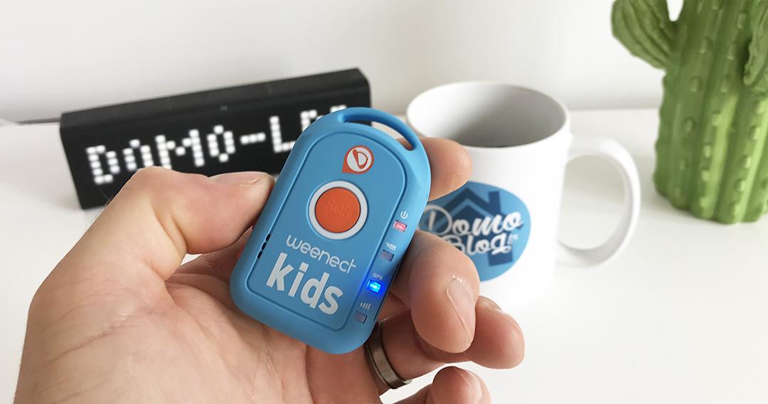 test-weenect-balise-gps-connectee-abonnements-enfants-ecole-kids-smarthome-domoblog-voyants-led