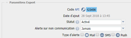 code-api-etat-domotique-ifttt-eedomus