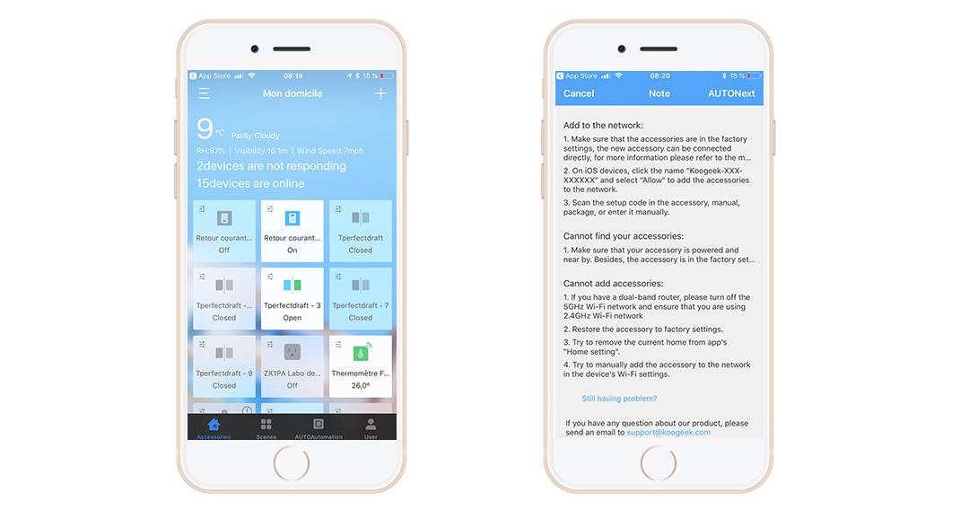 koogeek-application-interface-ios