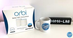 Test du routeur Orbi RBK20 de Netgear, du wifi partout dans la maison