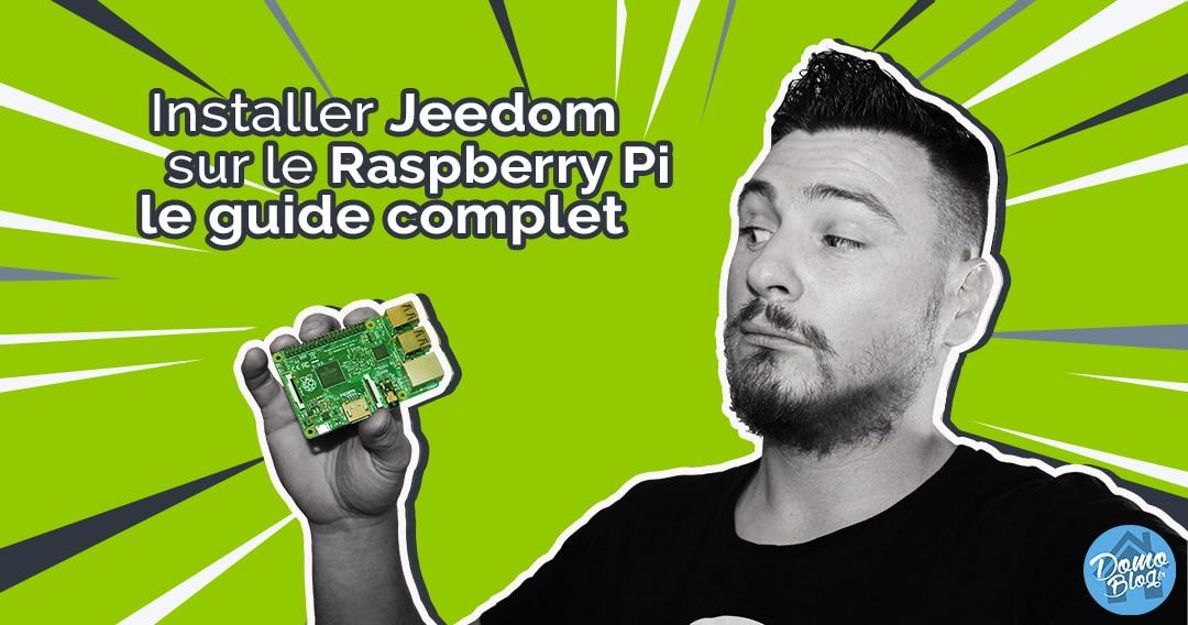Installer Jeedom sur Raspberry Pi 4 et antérieurs, nouvelle Procédure Jeedom 4.x 2020