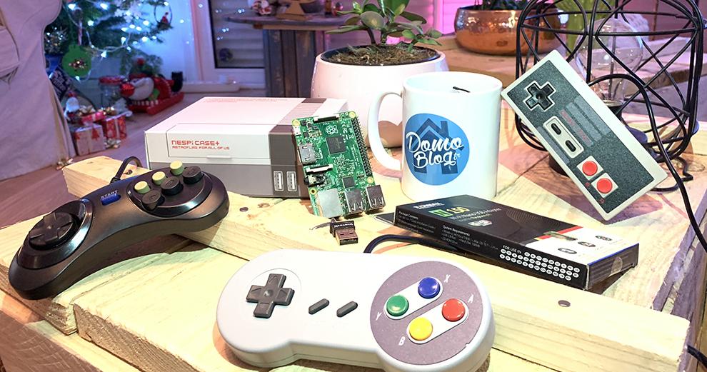 Console classic Mini : Optez pour le retrogaming DIY avec le Raspberry Pi
