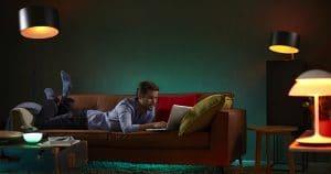 Domotiser un éclairage sans box domotique? Un jeu d'enfant avec Philips Hue
