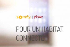 Après l'annonce de la Freebox Delta, Somfy dévoile son partenariat avec Free