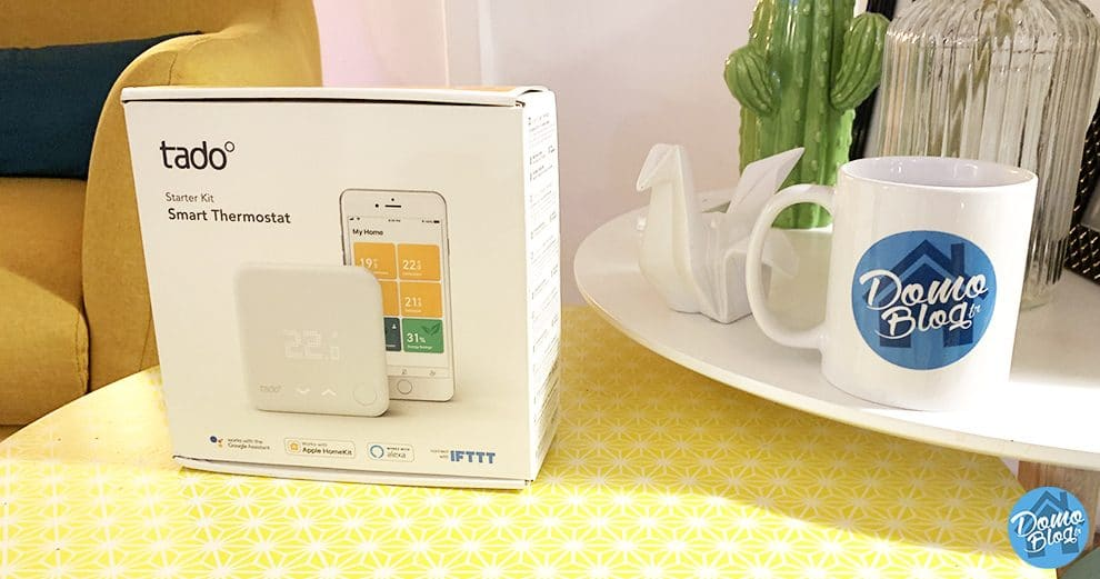 test-thermostat-tado-v3-domotoque-iot-smarthome