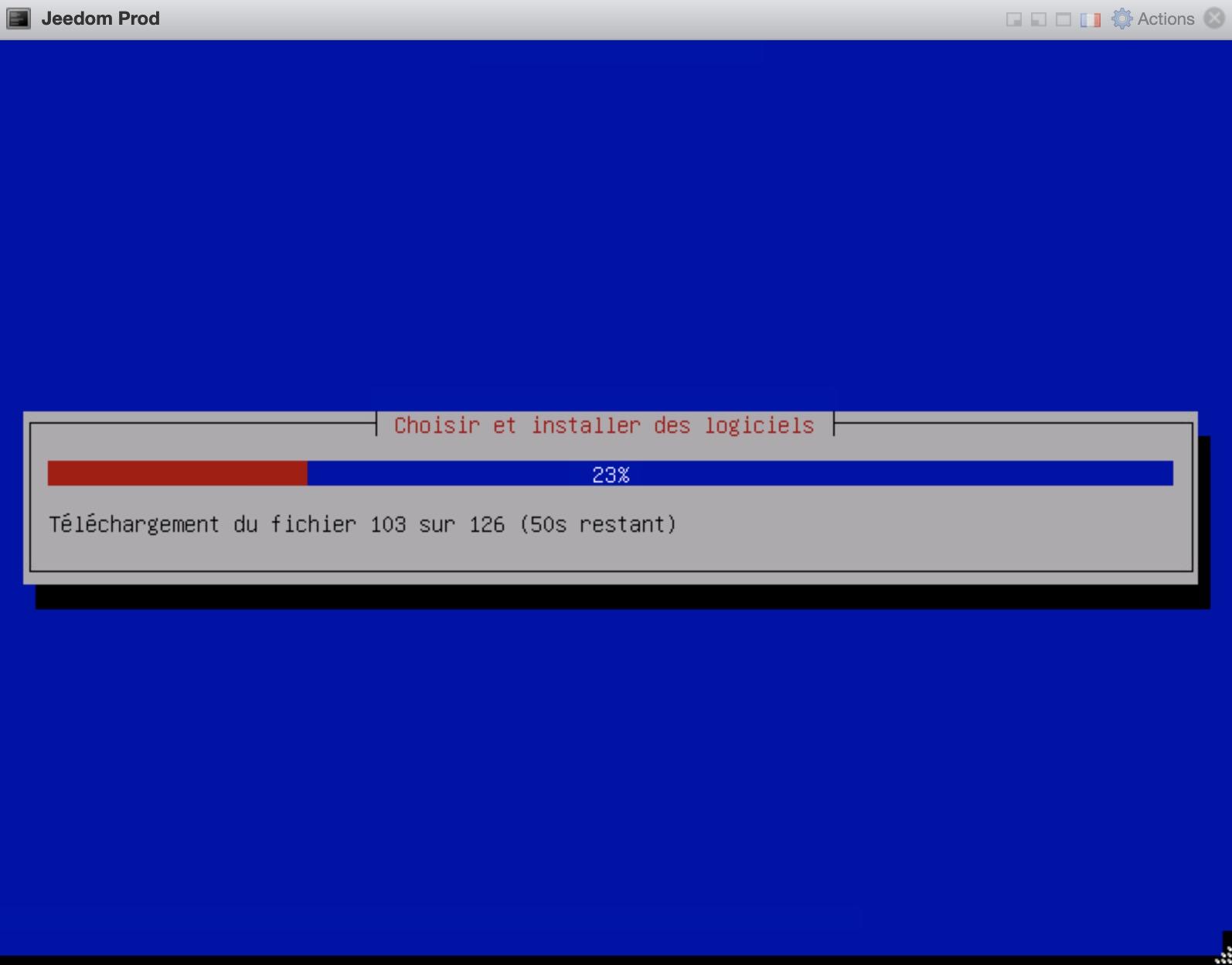 Jeedom-installation-debian-linux-vm-esxi-configuration
