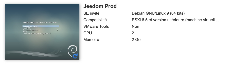 Jeedom-installation-debian-linux-vm-esxi-virtualisation