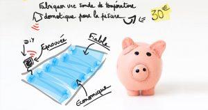 Domotique budget : Fabriquer une sonde de température de piscine connectée performante à moindre coût