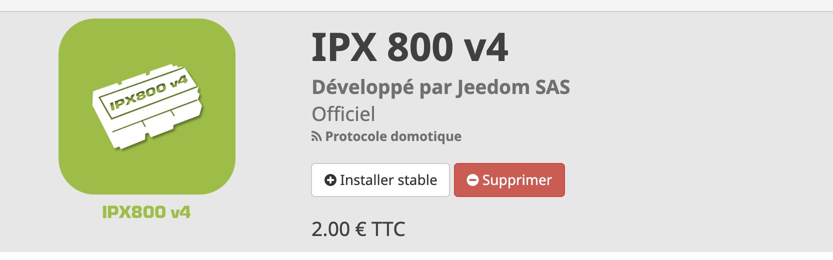 ipx-jeedom-plugin-installation