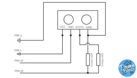 schema-hc-sr04-mesure-distance-jeedom-eau-domotique