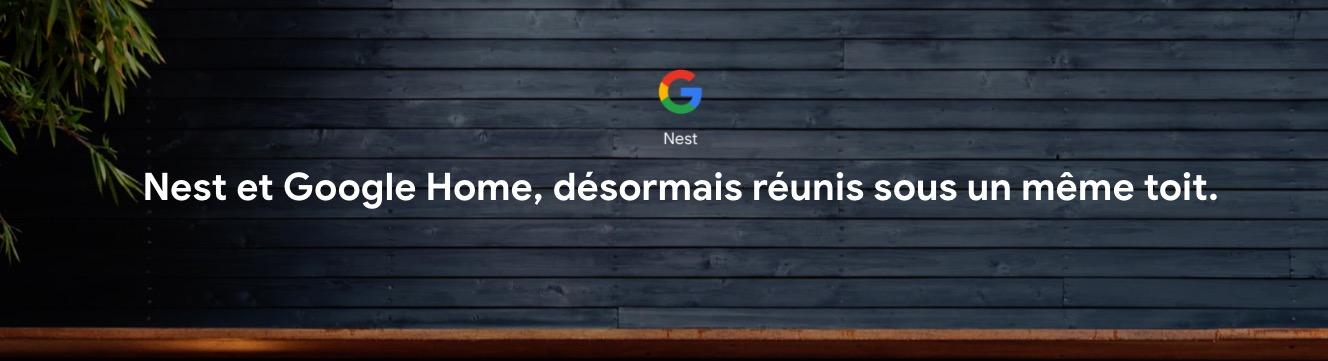 Nest-google-fusion