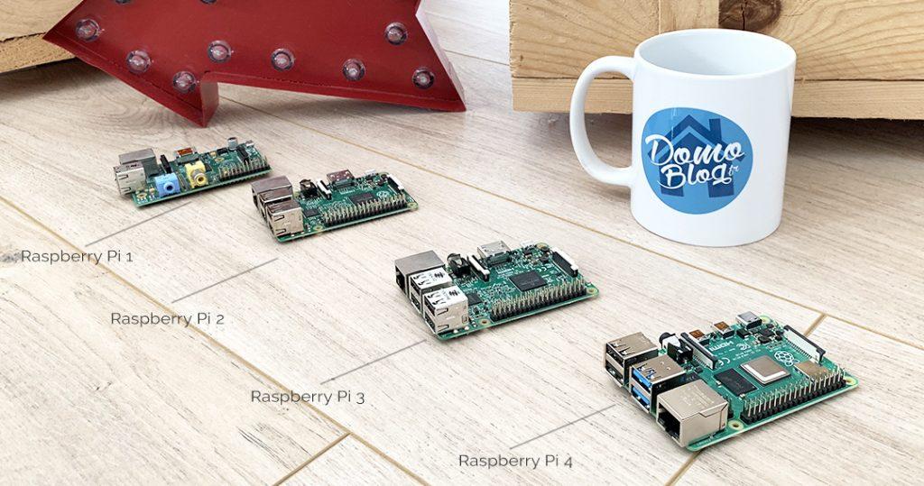 raspberrypi-evolution-models