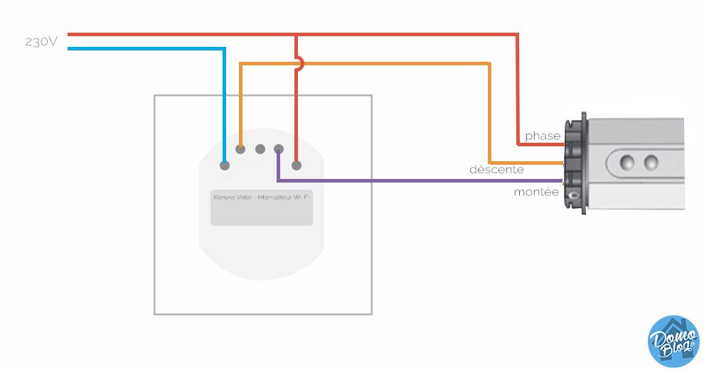 cablage-konyks-vollo-test-schema