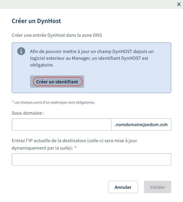 identifiant-dynhost-ovh-creation