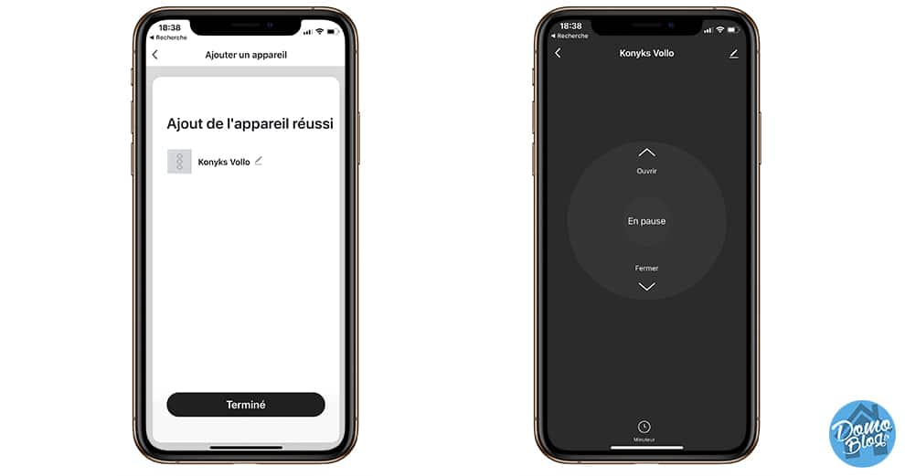 konyks-vollo-test-application-interface